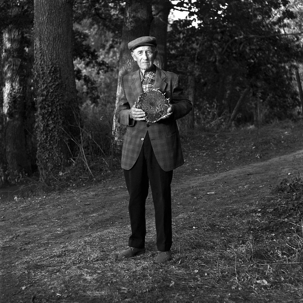 Portrait of Chanzeaux's inhabitants / Portraits des habitants d